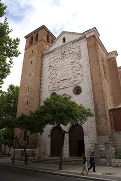 Valladolid - Iglesia de La Magdalena