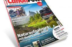 CanonFoto 4/2015 ab jetzt im Handel erhältlich