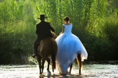 A Western Wedding Theme