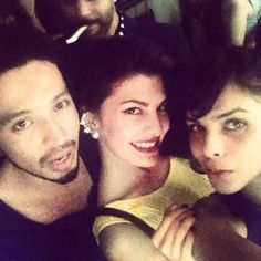 Inside Pictures from the collection bash - From Jacqueline Fernandez's Instagram | PINKVILLA