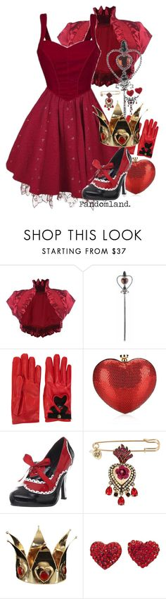 """""""The Queen of Hearts 
