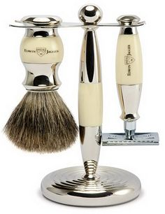 Edwin Jagger Safety Razor Set
