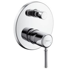 Single lever bath and shower mixer for concealed installation