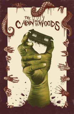 The Cabin in the Woods (2012) [620 x 960]