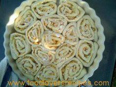 Food Lovers Recipes | POTATO BAKE BROODJIEPOTATO BAKE BROODJIE Afrikaans, Potato Recipes, Scones, Breads, Potatoes, Pie, Lovers, Baking, Desserts