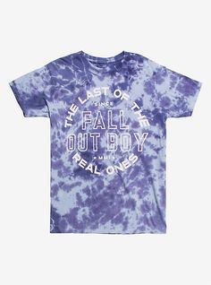 1289d6964c7 Fall Out Boy The Last Of The Real Ones T-Shirt