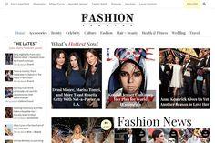 Fashion D, Daily Fashion, Fashion News, Fashion Beauty, Modern Fashion, Celebrity Websites, Wedding Beauty, Kendall Jenner, Wordpress Theme