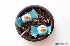 Birds nest craft | Sheknows.com