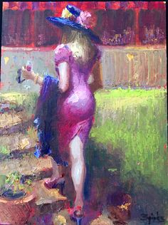 """Rose de Provence"" By Johanna Spinks  Happy Mothers' Day!  www.johannaspinks.com"