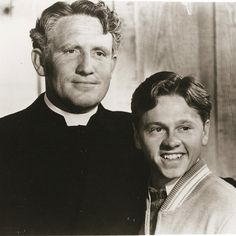 BOYS TOWN Spencer Tracy  Mickey Rooney