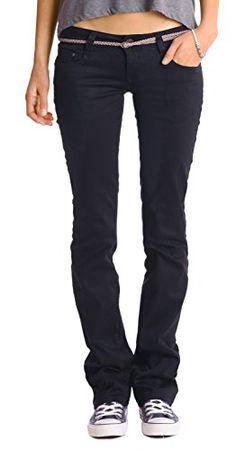 Bestyledberlin Damen Jeans Hosen, Bootcut Jeans j43yz 40/L   www.damenfashion.net/shop/bestyledberlin-damen-jeans-hosen-bootcut-jeans-j43yz-40l/