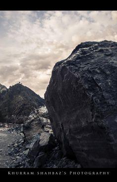 Early Morning, Neelum Valley, Azad Kashmir.