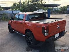 Ford Ranger 3.2 Wildtrak A/T 4WD