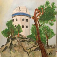 Observatorio de San Pedro Mártir, en Baja California, México