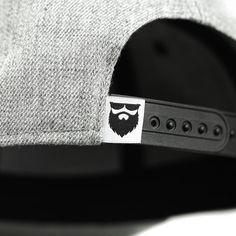 3460b7ad Beard Lifestyle Headwear Beard Logo, Acrylic Material, Snapback Hats, Tie  Clip, Cap
