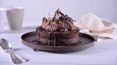 Receta | Marquise de chocolate con chocolate - canalcocina.es