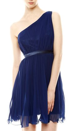 #Blue #Chiffon #Dress *Click Image to find item*