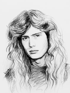 Art Drawings Sketches, Cool Drawings, Metallica, Vic Rattlehead, 80s Hair Bands, Dave Mustaine, Thrash Metal, Fanart, Psychobilly