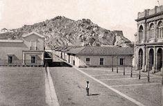 Old Pictures, Old Photos, Lan Chile, Cerro Santa Lucia, Street View, Night, Vintage, Syria, Santiago