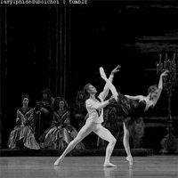 Svetlana Zakharova and Denis Rodkin in Bolshoi's Swan Lake