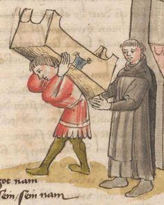 Die Pluemen der Tugent, Vintler, Hans, -1419 1. Hälfte 15. Jhdt.  Cod. Ser. n. 12819 Han  Folio 301