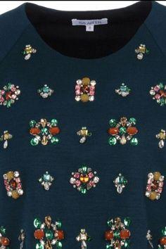 Isa Arfen jewel t shirt