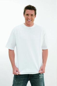 T-Shirts - Kapart - Bonny wit Mooie kwaliteit 100% katoen