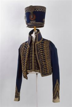 1812 5th hussar captain from l'Emper