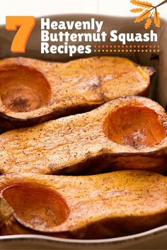 Cozy up to fall with 7 delicious butter nut squash recipes by Rachael Ray.