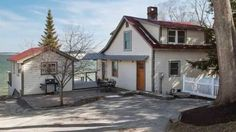 Beautifully renovated charming cottage on private, sandy beach with spectacular views of Casco Bay. State-of-the-art improvements. Moor your boat, kayak, swim, walk to Town Landing or enjoy dinner and theatre in Portland.  http://www.legacysir.com/maine-real-estate/10-Sandy-Cove-Road-Falmouth-maine-04105/1130858/