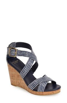 e7b86aac376 Cole Haan  Jillian  Wedge Sandal (Women) available at  Nordstrom Size 11