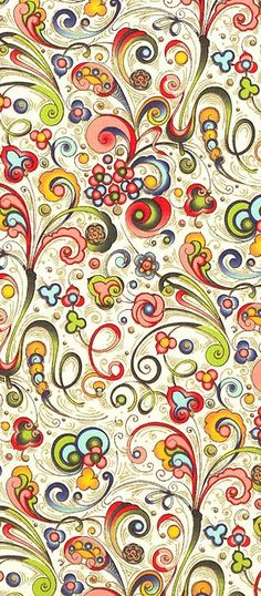 Art nouveau Christmas crafting paper from Italy