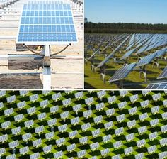Gabardan solar plant equipped with dual-axis solar trackers | Exotrack 2X | Installed power: 2 MWp