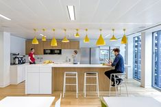 Zendesk Offices - London - Office Snapshots