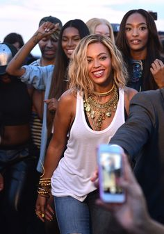 love the new hair - Beyonce