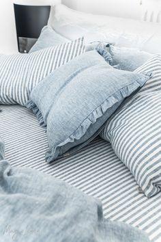 af7c72cf3b8 13 Best Striped Linen Bedding images