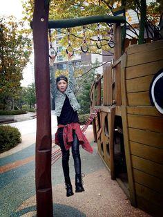 2013: Sandara Park 2NE1