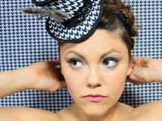 .diy mini top hat tutorial