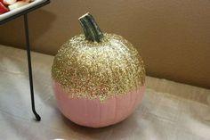 Pink and Gold Pumpkin Birthday Pumpkin Patch Birthday, Pumpkin Birthday Parties, Pumpkin 1st Birthdays, Pumpkin First Birthday, Halloween Birthday, Pink Halloween, Halloween 2017, Halloween Pumpkins, Pink And Gold Birthday Party