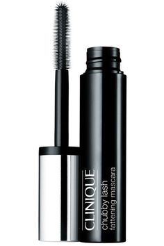 Why we love it: Once you get over the novelty of the funny name and extra-fat brush, you'll find that the formula inside sharply defines and fans each lash. One coat leaves behind a tint of color, while two, three, or four coats creates lashes begging to be seen.  Clinique Chubby Lash Fattening Mascara, $17.50, sephora.com.