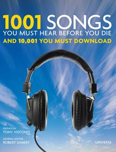 1001 Songs You Must Hear! Book