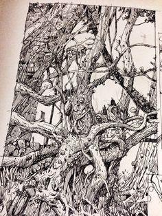 Ian McQue - sketch - http://mcqueconcept.blogspot.co.uk/