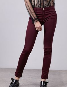 PANTALONES for woman at Stradivarius online. Visit now and discover the PANTALONES we have for you | Free returns.
