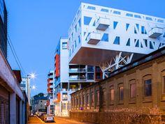"Støperiet - ""The iron foundry"" - Bergen, Norvegia - 2013 - link arkitektur"