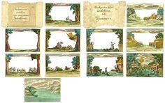 Peepshow Box Martin Engelbrecht, um 1750 : Lot 728