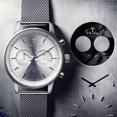TRIWA - Stirling Steel Nevil  Available via www.thewatch.co  #thewatchco #triwa