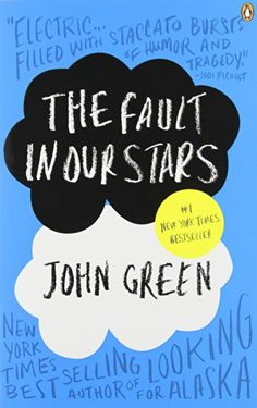 The Fault in Our Stars written by John Green is one of his most popular books. This book was one the books that became wildly popular and also became a movie. The Fault in Our Stars was one of the books that gave John Green his fame. Ya Books, I Love Books, Good Books, Books To Read, Amazing Books, Free Books, The Fault In Our Stars, John Green Libros, John Green Books