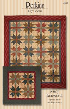 Lingerie quilt pattern