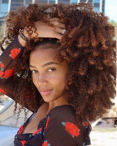 3c Natural Hair, Natural Hair Styles, Blonde Curly Hair, Curly Girl, Pelo Afro, Black Hair Care, Hair Growth Tips, Queen Hair, Cool Hair Color