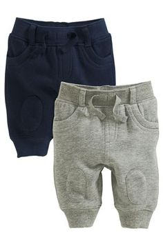 Buy Joggers Two Pack from the Next UK online shop